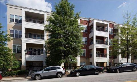 Co Op Apartments In Atlanta Ga