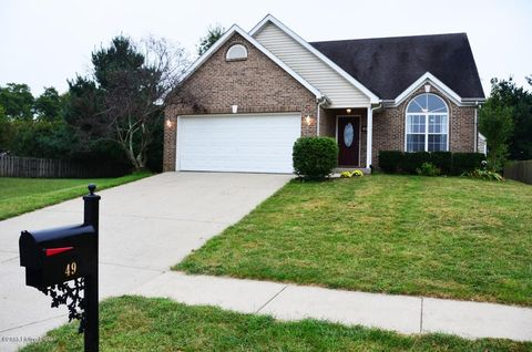 49 N Country Dr, Shelbyville, KY 40065