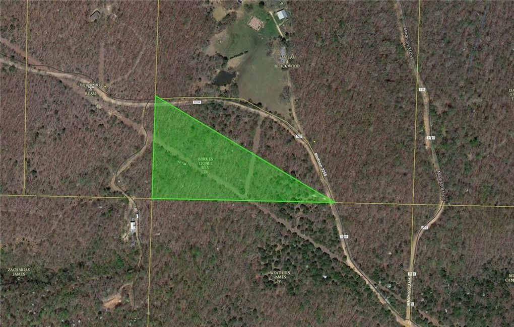 Madison County 3259 Pettigrew Ar 72752 Land For Sale And Real