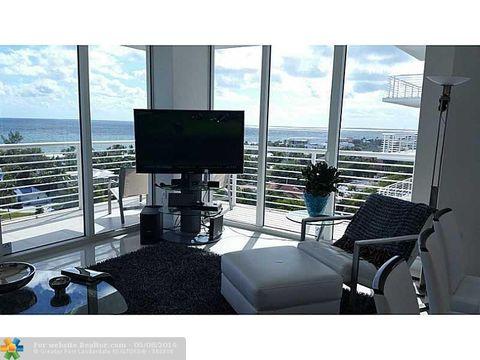2831 N Ocean Blvd Apt 1005, Fort Lauderdale, FL 33308