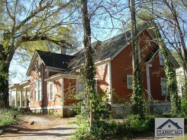 Meigs St Athens Ga Home For Sale