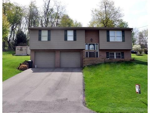 820 Wanner Ave, Carroll Township, PA 15063