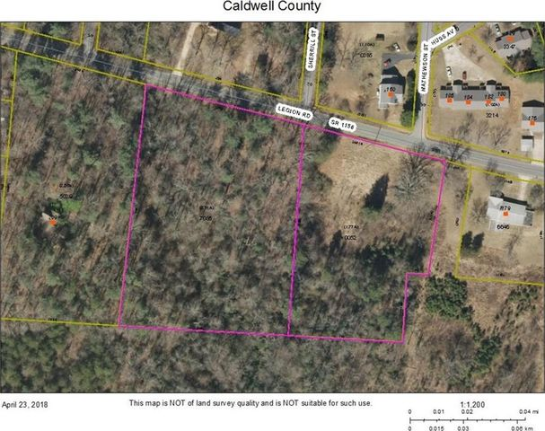 Hudson Nc Map.Legion Rd Hudson Nc 28638 Land For Sale And Real Estate Listing