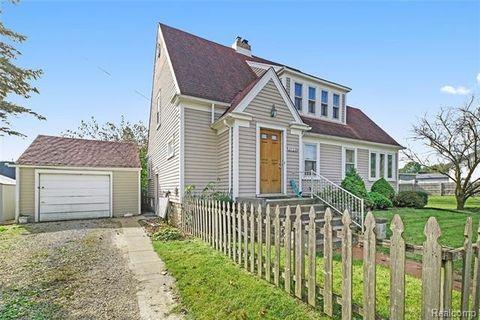 New Boston Mi Real Estate New Boston Homes For Sale Realtorcom