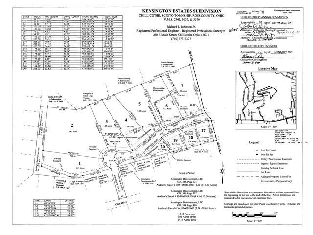 5 Kensington Dr Chillicothe Oh 45601 Land For Sale And Real