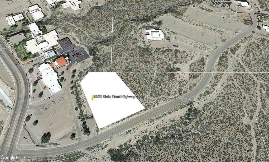 5005 State Rd 2001 Dr Spc Hall 5005 Alamogordo Nm 88310 Land