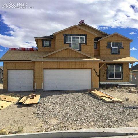 4185 New Santa Fe Trl Colorado Springs Co 80924 Home