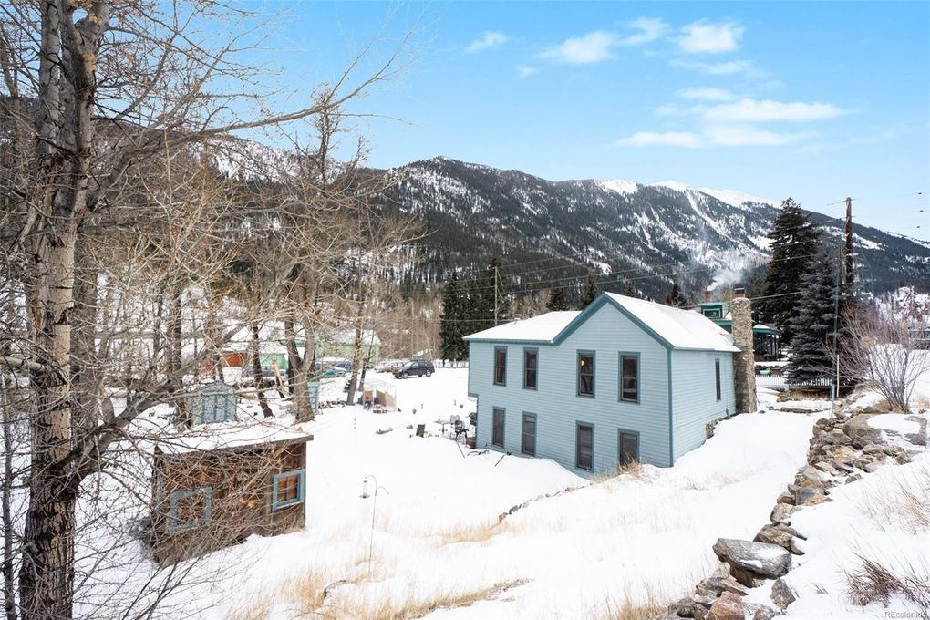 Silver Plume Co >> 610 N Charles St Silver Plume Co 80476 Realtor Com