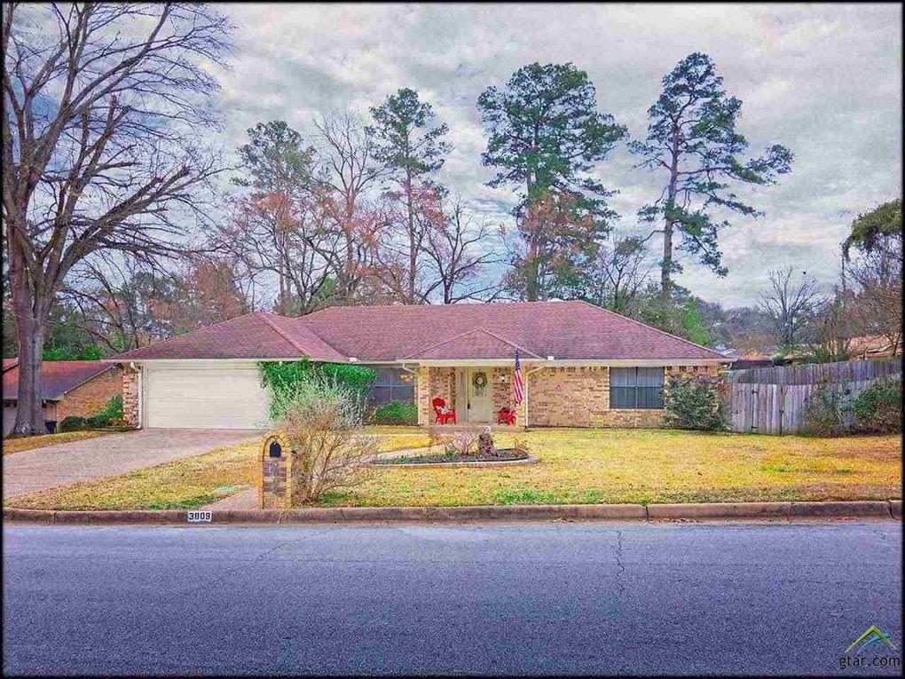 3809 Lexington Dr, Tyler, TX 75701