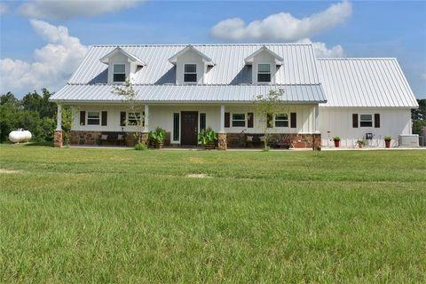 2320 Evans Ln, Groveton, TX 75845