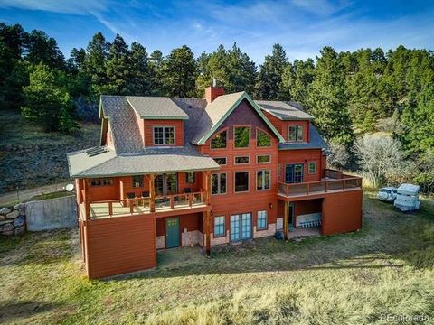 Photo of 5038 Cameyo Rd, Indian Hills, CO 80454