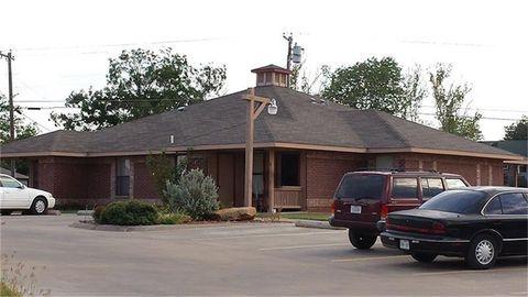 1206 Saint Michaels Ct, Graham, TX 76450