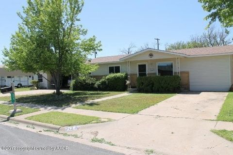 Photo of 712 Cotter Dr, Spearman, TX 79081