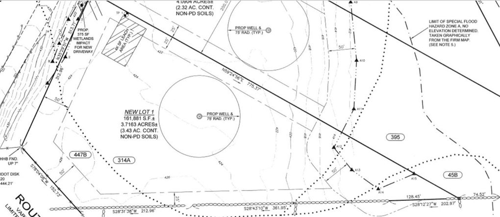 1 On Survey Not House Patten Hill Rd Lot 1, Candia, NH 03034