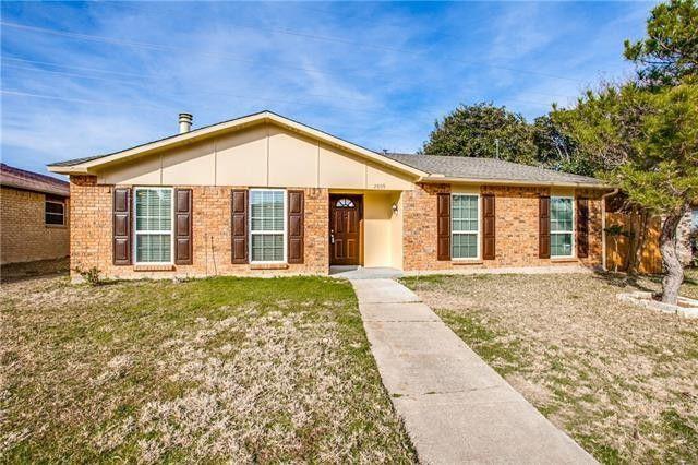 2809 Weather Vane Ln Dallas, TX 75228