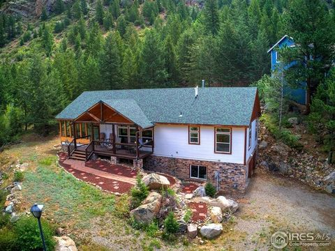 Photo of 1760 Skyline Dr, Georgetown, CO 80444