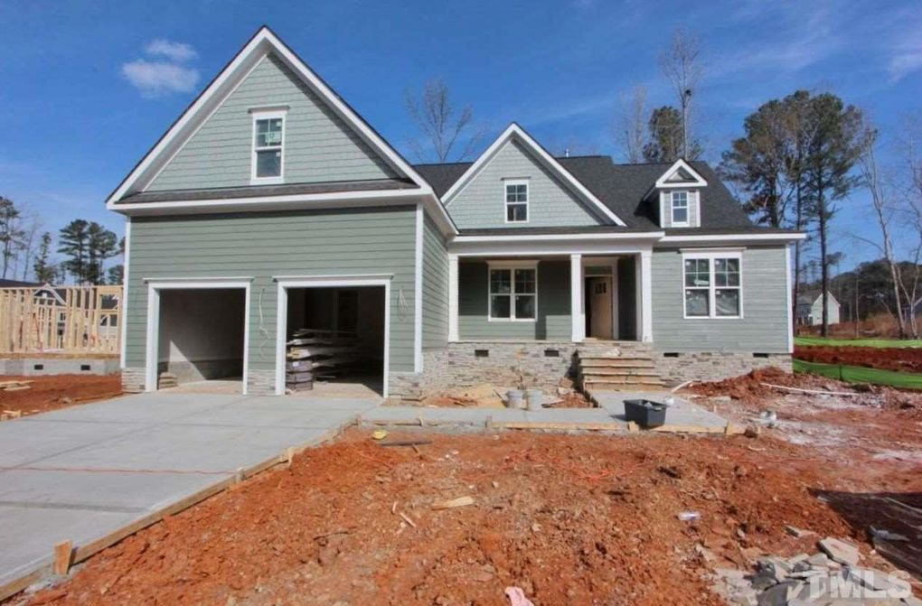 504 Horncliffe Way, Holly Springs, NC 27540
