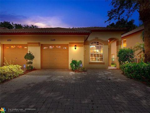 1149 Via Jardin Ave Unit 1, Palm Beach Gardens, FL 33418