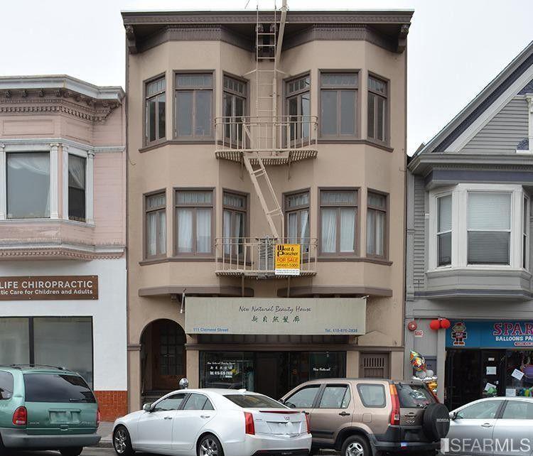 109-111 Clement St, San Francisco, CA 94118