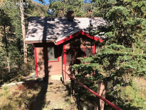 Photo of 9960 Mesa Rd, Cascade, CO 80809