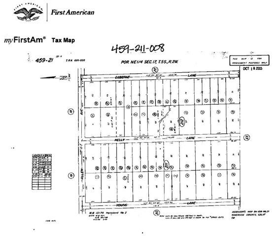 Homeland California Map.Young Ln Lot 46 Homeland Ca 92584 Realtor Com