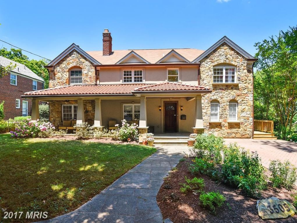 3505 taylor st chevy chase md 20815 - Maison ecologique maryland chavy chase ...
