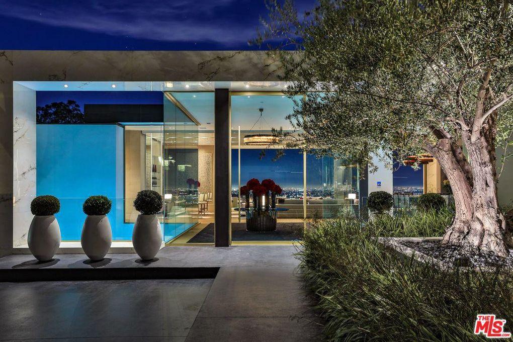 1175 N Hillcrest Rd, Beverly Hills, CA 90210