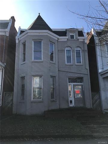 1813 W Grace St, Richmond, VA 23220