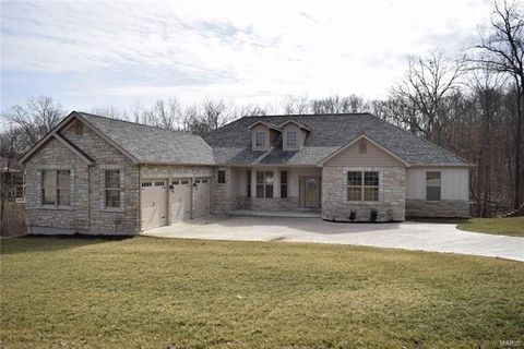 Photo of 1105 Highgate Dr, Festus, MO 63028