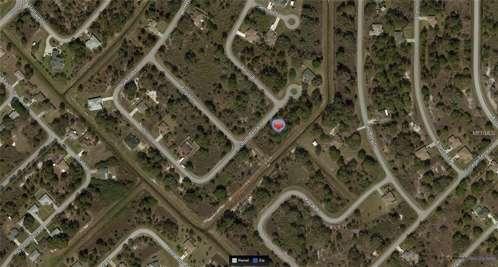 Couch Ter, North Port, FL 34291