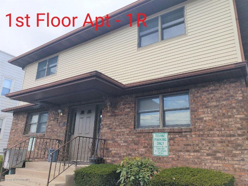 Terrific 1115 Wheeler Ave Apt 1 R Dunmore Pa 18510 Home Interior And Landscaping Ologienasavecom