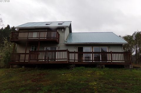 347 Huckleberry Mountain Ln, Riddle, OR 97469