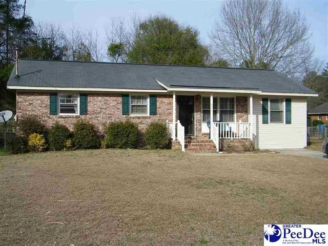 2111 warner st florence sc 29501 for Home builders in florence sc