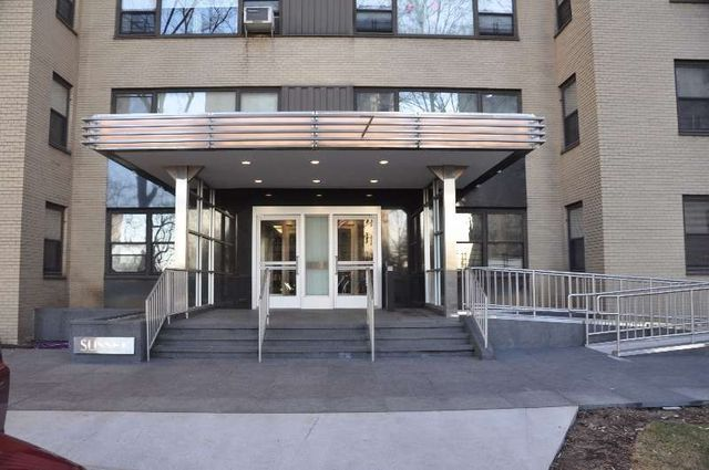 Fordham Hill Oval Apartments