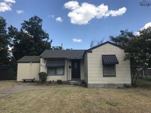 Photo of 4313 Mc Cutchen Ave, Wichita Falls, TX 76308