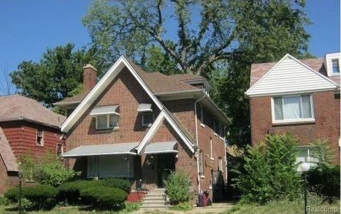 4 Bedroom Homes For Sale In Winterhalter Detroit Mi