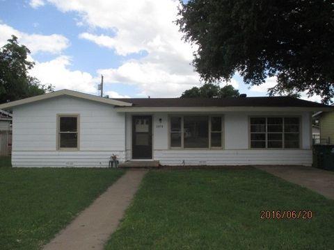 2473 Culver Ave, San Angelo, TX 76904