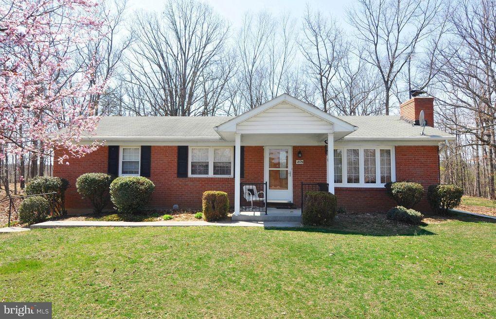 1879 Cedar Grove Rd, Winchester, VA 22603