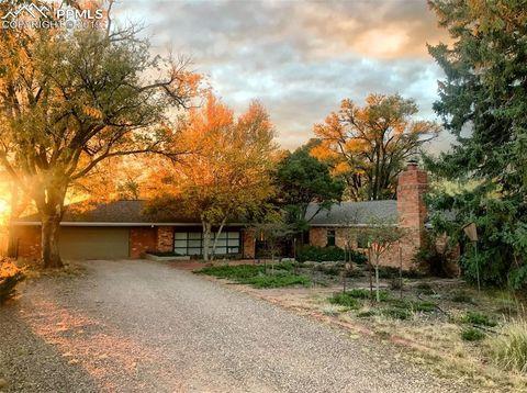 1655 Mesa Rd, Colorado Springs, CO 80904