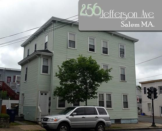 256 Jefferson Ave, Salem, MA 01970