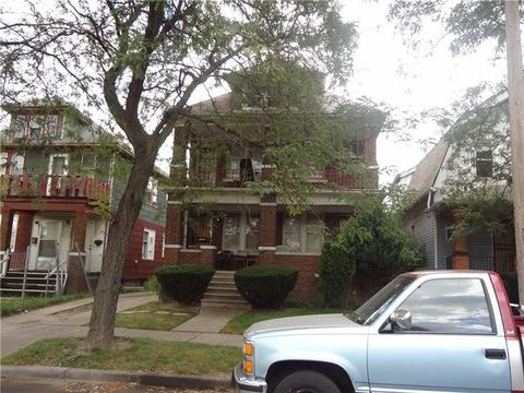 6642 Willette St, Detroit, MI 48210