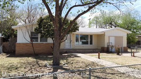 Photo of 1715 42nd St, Lubbock, TX 79412
