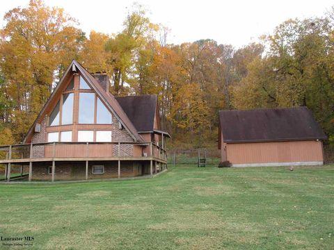 3295 Horns Mill Rd, Sugar Grove, OH 43155