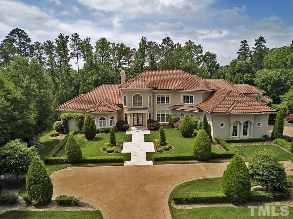 Raleigh North Carolina Property Tax Search
