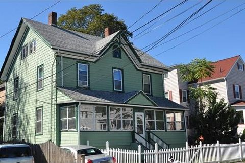 Multi Family Home For Sale At Hyde Park Ma