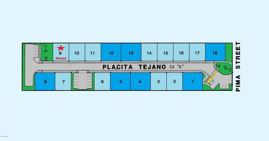 1809 N Placita Tejano, Tucson, AZ 85712