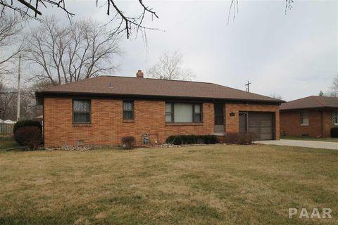 203 N Hawthorne Ave, East Peoria, IL 61611