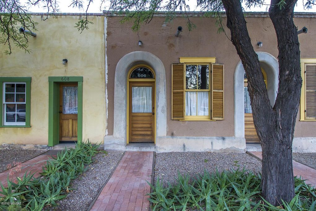 606 S Convent Ave, Tucson, AZ 85701