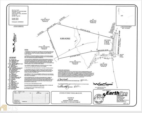 Winder Acre Tract Hwy Unit 8, Jefferson, GA 30549