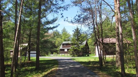 8141 Number Four Rd, Lowville, NY 13367